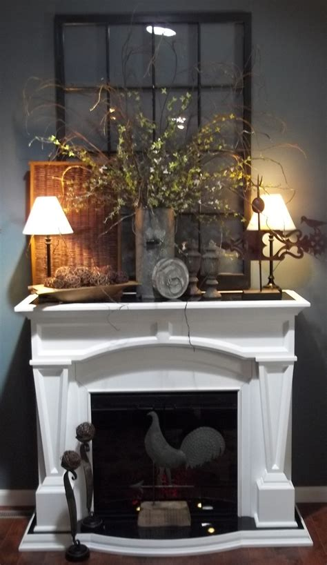 primitive fireplace decor primitive fireplace decor this that