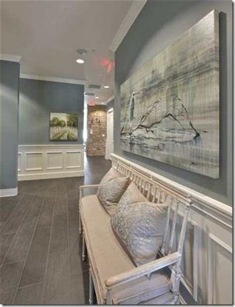 wall paint color is benjamin sea pine stunning mid tone blue gray a paint color
