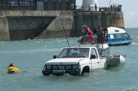 car boat challenge top gear ausmotive 187 world of top gear to open in june
