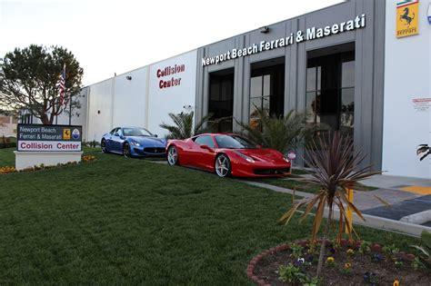 Maserati Costa Mesa by Newport Maserati Collision Center
