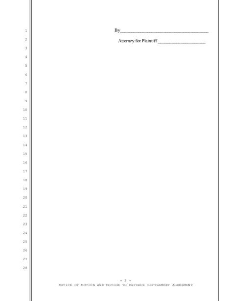 code of civil procedure section 664 6 sle california motion to enforce settlement agreement