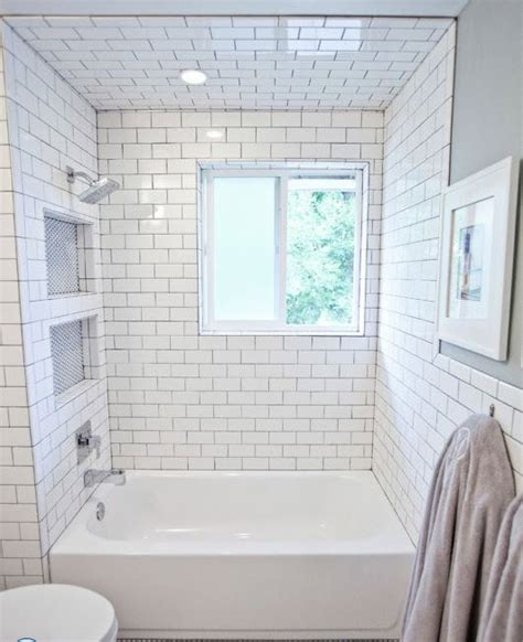 white subway tiles bathroom bathroom grey floor white subway tile shower wood floors