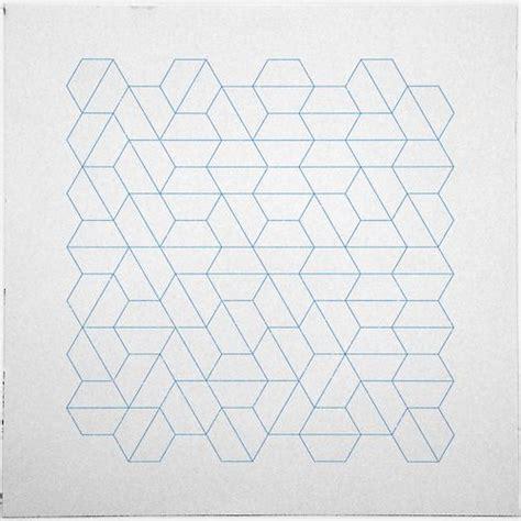 minimalist pattern tumblr 329 hexagon fields a new minimal geometric composition