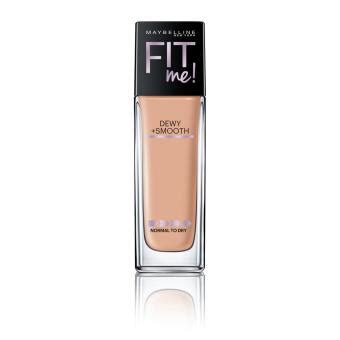 Maybelline Fit Me Foundation Indonesia harga maybelline fit me set smooth powder beige