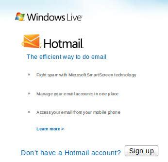 membuat email windows cara membuat email hotmail windows live caanggo