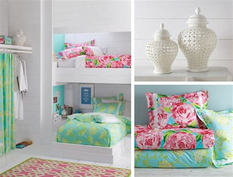 lilly pulitzer bedroom garnet hill sister florals bedroom collection lilly