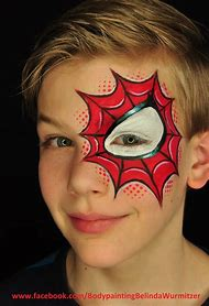 Best Easy Face Paint Ideas And Images On Bing Find What Youll Love - Simple face painting