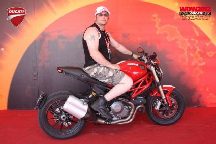 Motorradvermietung Thurgau by Umgebautes Motorrad Ducati Monster 1100 Evo Von Donpanico