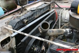 electric fan installation installing electric fans in a jeep cj7 road com