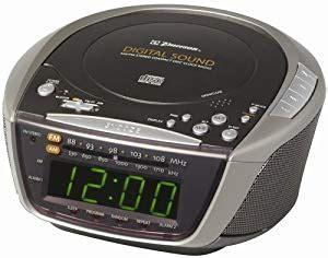 amazoncom emerson radio ckd amfm stereo dual alarm
