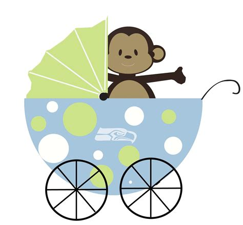 Monkey Themed Baby Shower Ideas For A Boy by It S A Boy Baby Shower Theme Seahawks And Monkeys