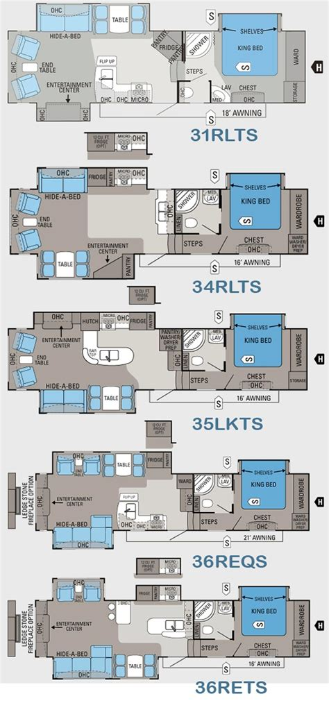 pinnacle 5th wheel floor plans jayco pinnacle fifth wheel floorplans large picture