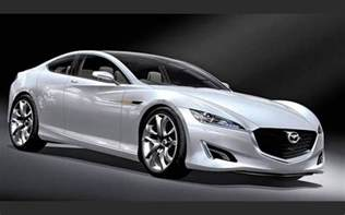 new mazda cars new model 2018 mazda 6 coupe redesign and release date