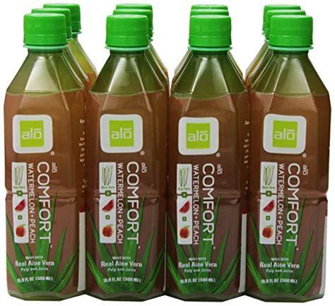 Alo Comfort Drink by Alo Comfort Aloe Vera Juice Drink Watermelon 16