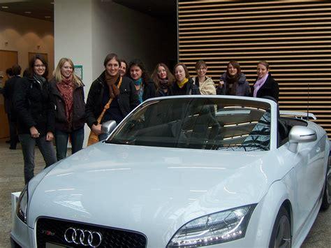 Studieren Bei Audi by Exkursion Zum Audi Werk In Ingolstadt Otto Friedrich