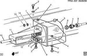 Parking Brake System Design Parking Brake System Actuator Asm