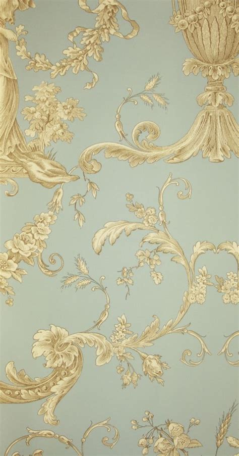 wallpaper blue elegant 17 best images about french country fabrics on pinterest