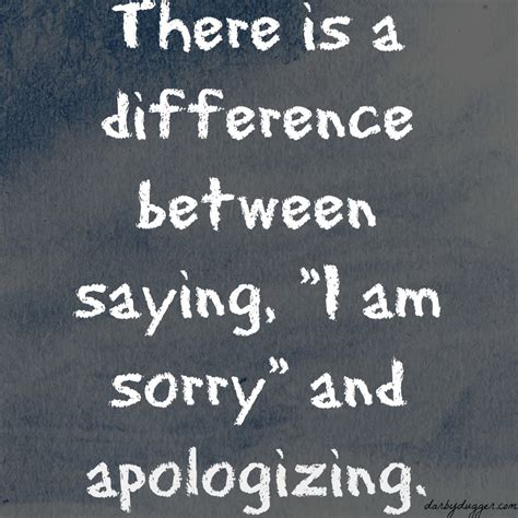Im To by Apologies Darby Dugger