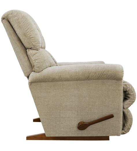 fabric covered recliners buy pinnacle recliner with ivory fabric cover by la z boy