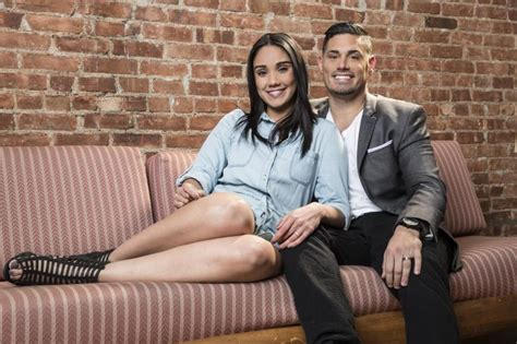 married at first sight couples enter year two of married at first sight season 2 couple s shocking split