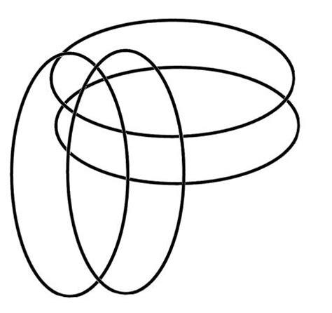 4 circle venn diagram blank venn diagram 4 circles images