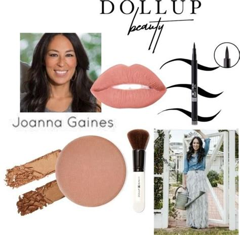 joanna gaines makeup set 114 fall makeup look doll eyes joanna gaines and