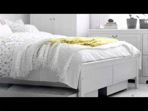Ikea Platform Bed Youtube Ikea Bedroom Furniture Youtube