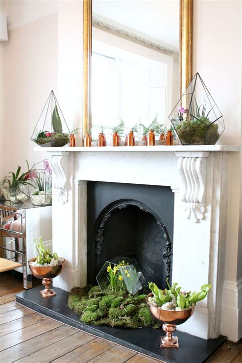 what to do with unused fireplace best 25 unused fireplace ideas only on pinterest white