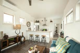 Hgtv Bathroom Decorating Ideas Hgtv Quot Tiny House Hunters Quot Transitional Living Room