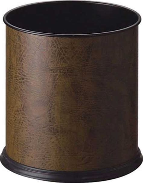 waste bin for bedroom hotel waste bins luxury vinyl covered bedroom bin 10