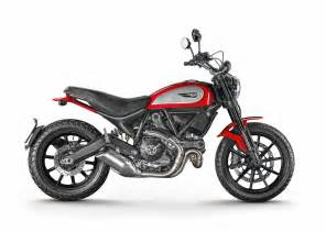 Ducati Of Motorcycles Ducati Scrambler Ready For Anything 171 Motorcycledaily