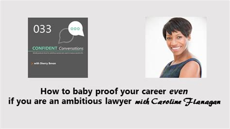 How To Baby Proof Your How To Baby Proof Your Career Even If You Are An Ambitious Lawyer Cc033