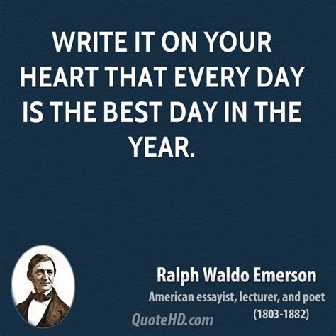 ralph waldo emerson new year s quotes quotehd
