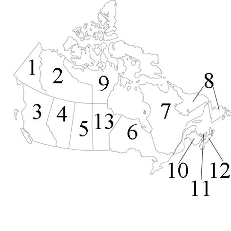 canadian map quizzes canada map quiz