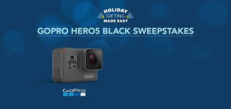Daily Gopro Giveaway - best buy gopro holiday sweepstakes bestbuy com goprosweepstakes