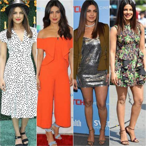 priyanka chopra fashion style style file priyanka chopra got all her baywatch