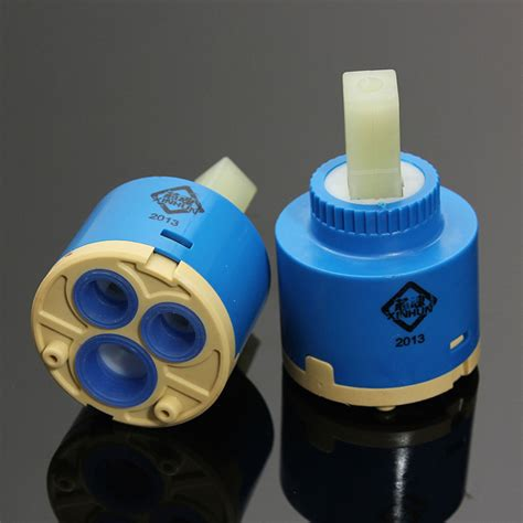 Aquasource Faucets Reviews 2pcs Ceramic Cartridge Faucet Valve Mixer Tap And Cold