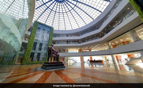 Ambedkar Delhi Mba 2017 by Pm Narendra Modi Inaugurates B R Ambedkar International Centre