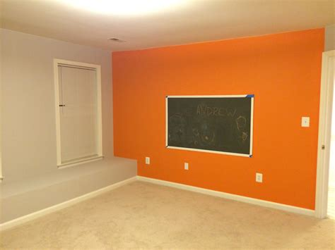how to choose a paint color for your basement