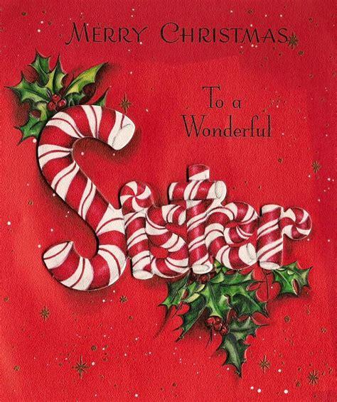 merry christmas wishes  sister  lovely images  september  wishesquotzcom