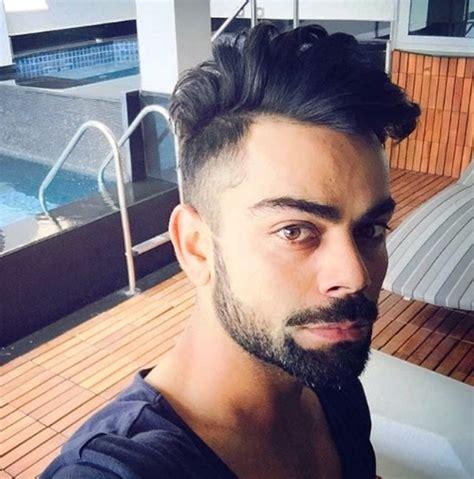 virat latest beard style imagea 2017 virat new hairstyle images hairstyles