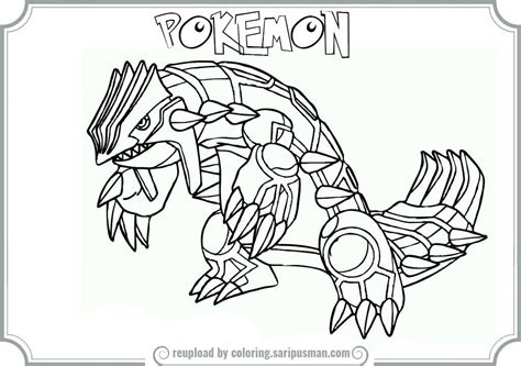 pokemon coloring pages groudon and kyogre pokemon groudon coloring pages az coloring pages