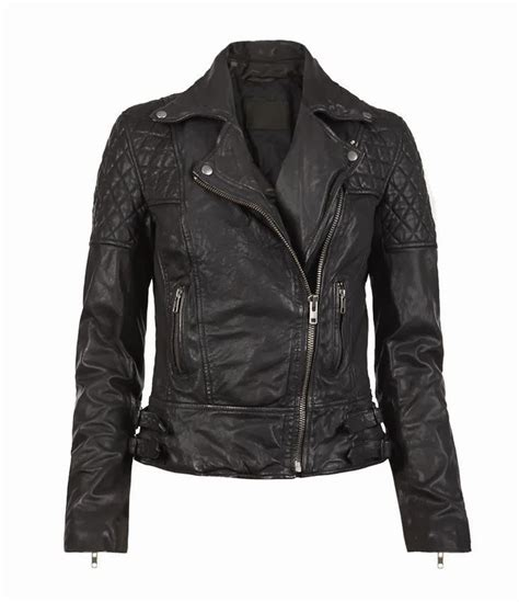 9 Edgy Leather Jackets For Winter by 1000 Images About S Biker Style On
