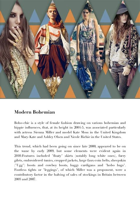 style clothing bohemian fashion culture