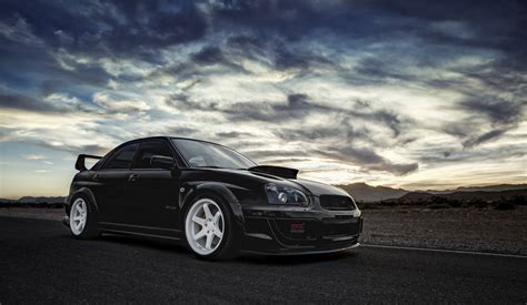 subaru impreza modified wallpaper subaru wrx sti tuning best wallpaper 23980 baltana