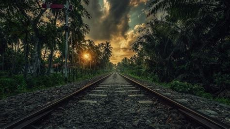 sri lanka railway hd wallpaper wallpaper studio