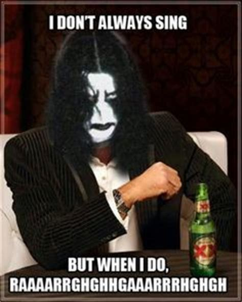 Black Metal Meme Generator - although i do listen to some quot screamo quot bands black folk