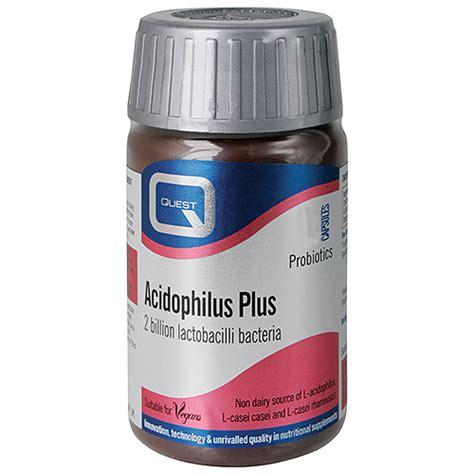 Prabetic Plus quest acidophilus plus probiotic with maltodextrin 120 capsules uk supplier