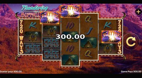thundering buffalo slot play slot machine