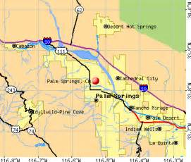 map of palm springs florida palm springs map